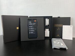"""NEW - Xiaomi Mi MIX 3 5G 6.39"""" - 128GB - Sapphire Blue 6GB RAM (Unlocked)"""