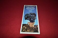 Deutz Air Cooled Engines Tractor Dealer's Brochure DCPA
