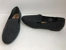 Old Navy Womens Gray Flat Slip On Light Weight Shoes Size 9