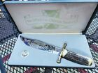 "CASE XX 1836 BOWIE STAG KNIFE & BOX MASON DIXON SERIES ""THE CONFEDERACY #581"""
