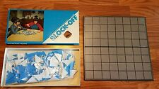 Vintage 1974 W T Glaeser Eltron Board Game BLOCK-OFF COMPLETE Strategy checkers