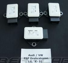 Audi A4 S4 RS4 8K A5 S5 8T 8F ABS ESP Drehrate-Sensor Drehratensensor 8K0907637D