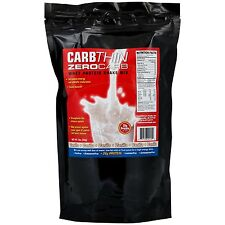 ChocoRite - CARBTHIN Zero Carb Whey High Protein Shake Mix, Vanilla
