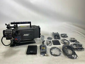 Arri Alexa Plus High Speed package + SXS cards, card reader, EVF, flight case