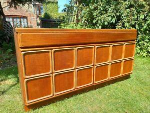 Vintage Retro Teak McIntosh TV Stand Drinks Cabinet Sideboard 1970's Storage