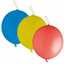 45 Punch Balloons Ø 40 cm Assorted Colours Party Birthday TÜV