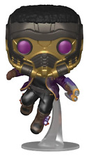 What If - T'Challa Star-Lord Metallic US Exclusive Pop! Vinyl