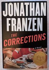 The Corrections by Jonathan Franzen 2001 Hardcover