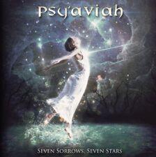PSY'AVIAH Seven Sorrows, Seven Stars CD 2016