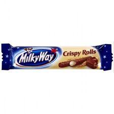 Milky Way Crispy Rolls 25g x 24