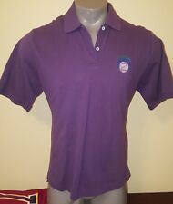 Vintage Purple New Orleans Zephyrs Polo Shirt Babycakes