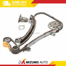 Timing Chain Kit Fit 01-15 Toyota Camry Rav4 Matrix Scion 2.0 1AZFE 2.4 2AZFE