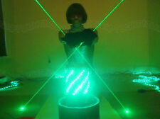 532nm double-headed Green Laser Sword for laser man show (Dual Direction laser)