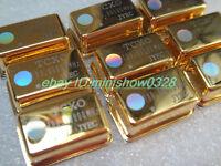 1pcs TCXO 0.1ppm 12MHz 12.000M Ultra precision Gold Oscillator DAC audio DIY
