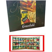 Greenfield Tea Collection Tee Set 30 Teesorten Geschenkideen Geschenkset