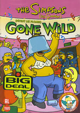 The Simpsons : Gone Wild (DVD)