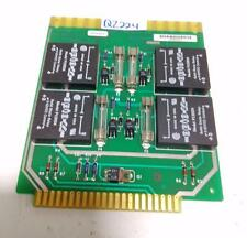 MEASUREX SOLID STATE RELAY CIRCUIT BOARD 05289400