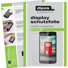 LG L80 Pellicola Prottetiva Antiriflesso Proteggi Schermo