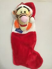 Disney Christmas Stockings - Tigger from Winnie the Pooh