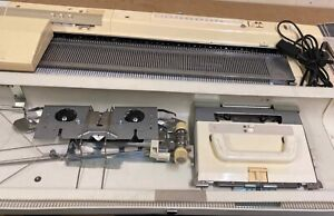 Brother KH950i Electronic Knitting Machine In perfect working Order. Bargain!