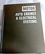 Motor Auto Engines and Electrical Systems 7th Edition  Hardcover