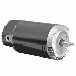 A.O. Smith ST1302V1 3HP Threaded Shaft Single Speed Electric Motor