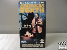 Messenger of Death VHS Charles Bronson, Trish Van Devere