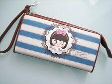 Original Betty Boop Zip-Around Clutch Long Wallet Purse ~ NEW Free Shipping