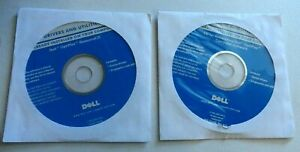 Dell Drivers & Utilities CD FOR Reinstalling Dell Optiplex P/N UC450 RESOURCE CD