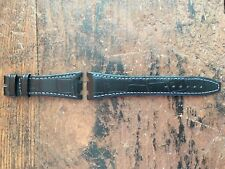 Audemars Piguet Strap 15300 Royal Oak Dual Time XL Black- Cinturino Originale XL