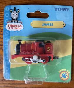 Tomy Wind up JAMES ENGINE  / Thomas & Friends . NEW