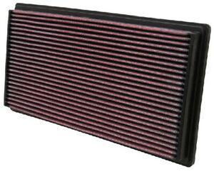 K&N Hi-Flow Performance Air Filter 33-2670 fits Volvo S70 2.3 T-5 (LS), 2.4 (...