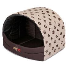HOBBYDOG Hundehöhle Hundebett Hundehaus Hundehütte R1:45x33cm UVP21,9