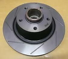RENAULT MEGANE III 250/265 SPORT BRAKE DISC REAR (GENUINE)(PAIR)
