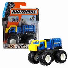 MBX ADVENTURE CITY MATCHBOX 2015 TRASH & BASH MONSTER GARBAGE TRUCK TOY MATTEL