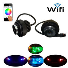 WIFI Control RGB E60 E61 5 Series LCI 08-10 Bmw Led Marker Bulb Angel Eyes Rings