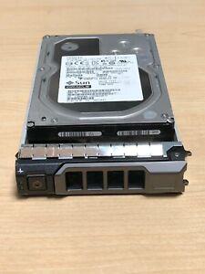 """3TB 7.2K SAS 3.5"""" Hard Drive Fits Dell Server T710 R510 R720 R710 Hot Swap 6Gb/s"""