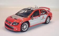 IXO Altaya 1/43 Mitsubishi Lancer WRC Panizzi Rallye Monte Carlo 2004 #1934