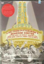 DVD Jerry Lee Lewis / Bo Diddley a.o. Rock And Roll At Fifty - Live From Pittsb