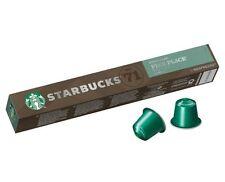 Starbucks Pike Place Roast by Nespresso (Nespresso compatible 10x pods capsules)