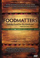 Food Matters DVD Region 1 WS