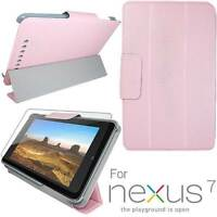 Full Protection Smart Case Cover for Asus Google Nexus 7(2012)Tablet+Screen Film