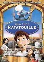 Disney Pixar Ratatouille (DVD, Widescreen, Region 1) *Please read description