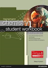 Heinemann Chemistry: Bk. 1: Student Workbook by Harcourt Education, LIKE NEW