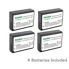 Kastar LP-E10  battery for Canon EOS Rebel T3, Rebel T5, Rebel T6, 1200D 1300D