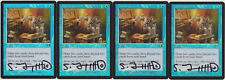 Foil Careful Study - Signed by the Artist - Odyssey X4 MTG