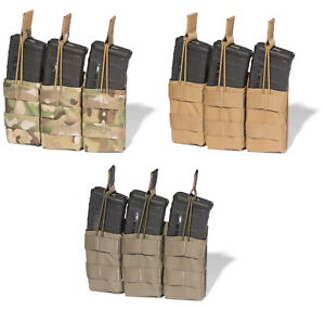 ATS Tactical-ATS0207 Slimline Triple Rifle Shingle-Multicam-Coyote-Ranger-Black