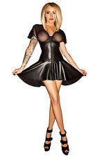 Damenkleider mit V-Ausschnitt und Kurzgröße
