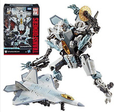 HASBRO TRANSFORMERS STUDIO SERIES 06 VOYAGER CLASS STARSCREAM ACTION FIGURE
