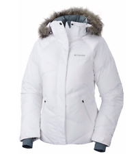 COLUMBIA Women's LARGE Lay D Down Omni Heat Insulated Warm Winter Jacket WL4047